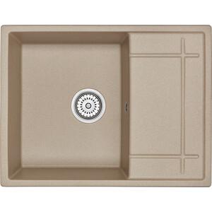 цена на Кухонная мойка Granula GR-6501 песок