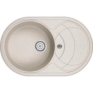 Кухонная мойка Granula GR-7801 пирит