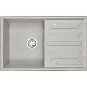 Кухонная мойка Granula GR-8002 базальт