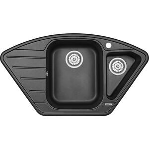 Кухонная мойка Granula GR-9101 черный