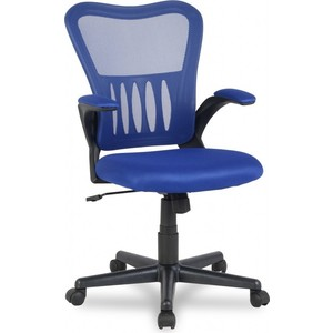 Офисное кресло College HLC-0658F Blue кресло руководителя college hlc 0601 black
