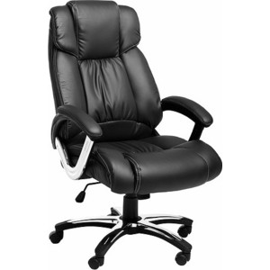 Кресло руководителя College H-8766L-1 Black