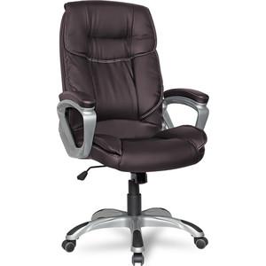 Кресло руководителя College CLG-615 LXH Brown цена в Москве и Питере