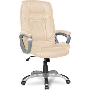 Кресло руководителя College CLG-615 LXH Beige цена в Москве и Питере