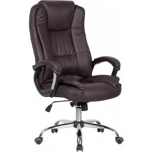 Кресло руководителя College CLG-616 LXH Brown цена в Москве и Питере
