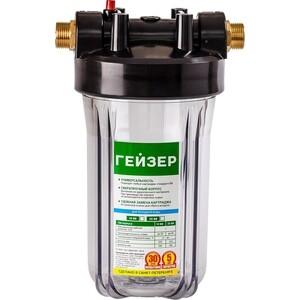 Фильтр предварительной очистки Гейзер Корпус BB 10x1 прозрачный (50548)