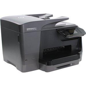 МФУ HP OfficeJet Pro 8710 (D9L18A) мфу hp officejet pro 8710 d9l18a цветное а4 22ppm с дуплексом автоподатчиком и wi fi