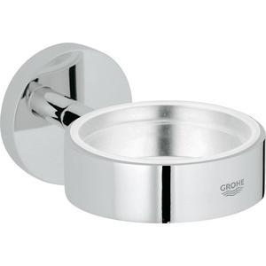 Запасной держатель мыльницы или стакана Grohe Essentials для стакана, мыльницы, дозатора (40369001) держатель grohe essentials 40369001