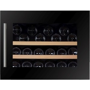 Винный шкаф Dunavox DAB-28.65B винный шкаф dunavox dab 48 125b