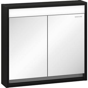 Зеркальный шкаф Edelform Константе 73,4x68 венге (2-709-14-S)