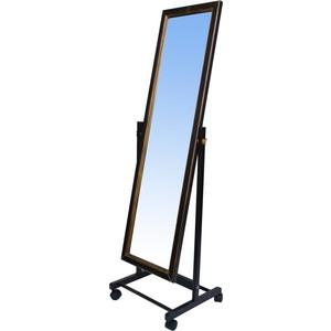 купить Зеркало напольное Мебелик В 27Н венге по цене 2970 рублей