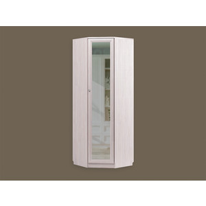 цена на Шкаф угловой СКАНД-МЕБЕЛЬ Баунти правый/левый Б-14 с зеркалом