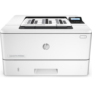 Принтер HP LaserJet Pro M402dne (C5J91A) принтер hp laserjet pro m402dne c5j91a ч б a4 38ppm 1200x1200dpi 256mb ethernet usb