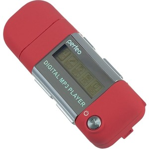 MP3 плеер Perfeo Music Strong 8Gb red (VI-M010-8GB Red)