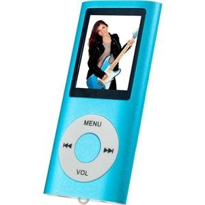 MP3 плеер Perfeo Music I-Sonic blue (VI-M011 Blue) цена
