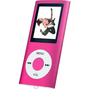 MP3 плеер Perfeo Music I-Sonic fuchsia (VI-M011 Fuchsia) mp3 плеер perfeo music i sonic silver vi m011 silver