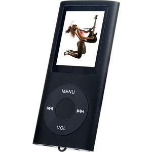 MP3 плеер Perfeo Music I-Sonic black (VI-M011 Black) цена