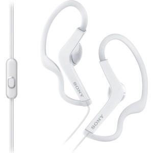 Наушники Sony MDR-AS210AP white наушники sony mdr zx110ap white