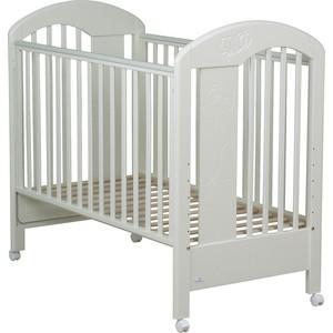 Кроватка Fiorellino Fiore Фиореллино Фиоре 120х60 ivory