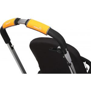 Чехлы Choopie CityGrips (Сити Грипс) на ручку для универсальной коляски 334/9440 Neon Orange