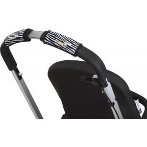 Чехлы Choopie CityGrips (Сити Грипс) на ручку для универсальной коляски 338/9426 Zebra