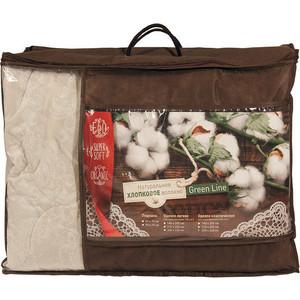 Двуспальное одеяло Green Line Хлопок классическое (195201)