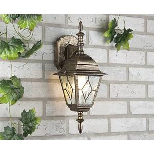 Уличный настенный светильник Elektrostandard 4690389012327
