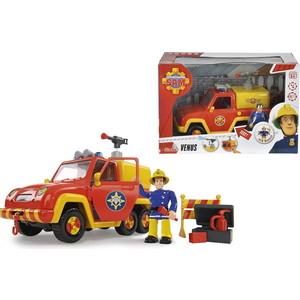 Машина Simba Пожарный Сэм - Венус со звуком и функцией воды, 19см