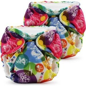 Многоразовые подгузники Kanga Care для новорожденных Lil Joey - 2 шт. tokiCorno для новорожденных товары оптом