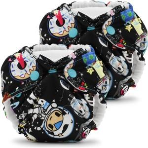 Многоразовые подгузники Kanga Care для новорожденных Lil Joey - 2 шт. tokiSpace