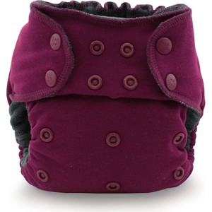 Многоразовый памперс Kanga Care Ecoposh Organic One size Boysenberry