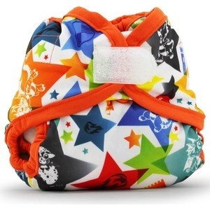 Обложка подгузник Kanga Care Newborn Aplix Cover Kanga - Fly/Poppy сумка kanga care wet bag kangarooz 628586678668