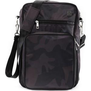 Сумка для мамы Ju-Ju-Be Helix onyx black ops сумка для мамы ju ju be super be onyx black ops