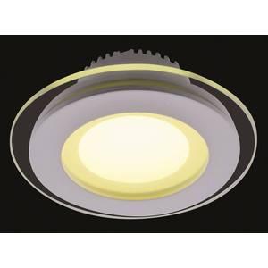 Встраиваемый светильник Artelamp A4106PL-1WH цена в Москве и Питере