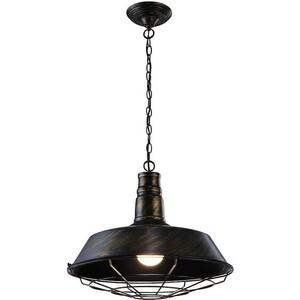 Фото - Подвесной светильник Artelamp A9183SP-1BR подвесной светильник caffetteria a1223sp 1br