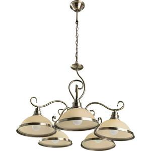 Подвесная люстра Arte Lamp A6905LM-5AB подвесная люстра arte lamp american diner a9366lm 5ab