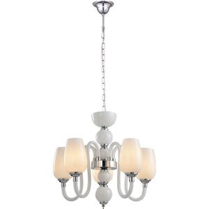 Подвесная люстра Artelamp A1404LM-5WH подвесная люстра arte lamp romana snow a1743lm 5wh
