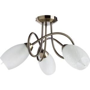 Потолочная люстра Artelamp A8616PL-3AB люстра arte lamp mutti a8616pl 3ab