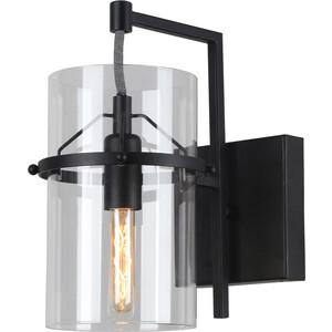 Бра Arte Lamp A8586AP-1BK цена 2017