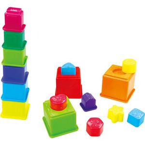 Активный игровой центр Playgo Пирамида-сортер (Play 2384) guidecraft сортер sorting tree