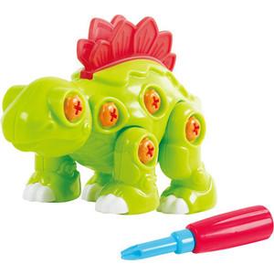 Игровой набор Playgo Собери динозавра (Play 2046) игровой набор playgo транспортые игрушки в корзине