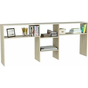 Фото - Надставка для стола Мастер Тандем-2 (дуб сонома) шкаф мастер ланс 2 дуб сонома