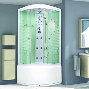 Душевая кабина Niagara 100х100х220 (NG- 309-01N) звонок электрический светозар sv 58053