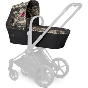 Люлька Cybex PRIAM Carrycot FE Butterfly