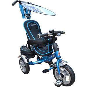 Велосипед трехколёсный Lexus Trike Vip (MS-0561) голубой