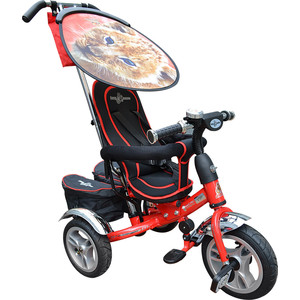 Велосипед трехколёсный Lexus Trike Vip (MS-0561) красный