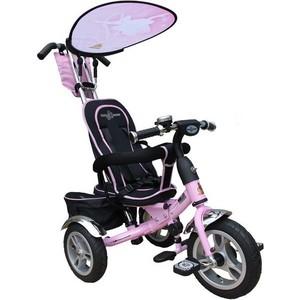 Велосипед трехколёсный Lexus Trike Vip (MS-0561) розовый