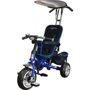 Велосипед трехколёсный Lexus Trike Next Evo (MS-0565) синий