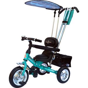 Велосипед трехколёсный Lexus Trike Volt (MS-0575) аква велосипед трехколесный funny scoo volt air ms 0576 фиолетовый
