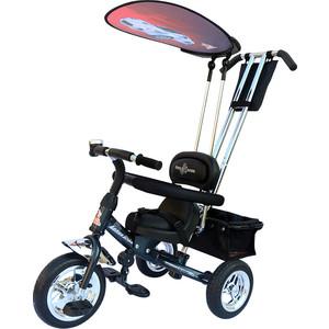 Велосипед трехколёсный Lexus Trike Volt (MS-0575) графит велосипед трехколесный funny scoo volt air ms 0576 фиолетовый